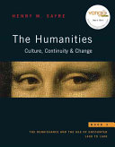 The Humanities Culture, Continuity, and Change Book 3