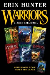 Warriors 6-Book Collection with Bonus Book: Enter the Clans: Books 1-6 Plus Enter the Clans