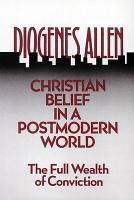 Christian Belief in a Postmodern World PDF