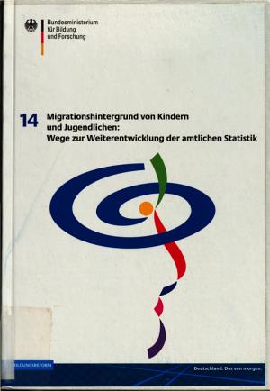 Migrationshintergrund von Kindern und Jugendlichen PDF