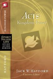 Acts: Kingdom Power