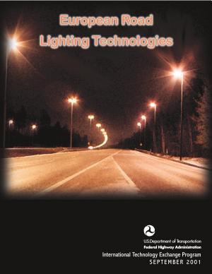 European Road Lighting Technologies