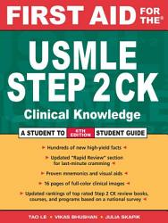 First Aid For The Usmle Step 2 Ck Book PDF