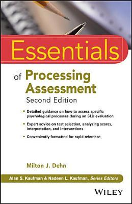 Essentials of Processing Assessment