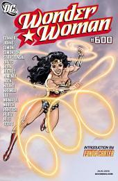 Wonder Woman (2006-) #600