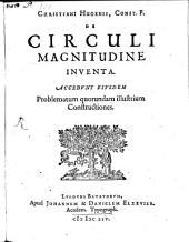 De circuli magnitudine inventa