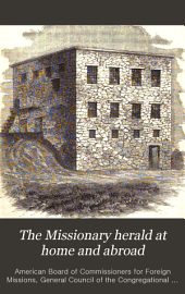 The Missionary Herald at Home and Abroad: Volume 66