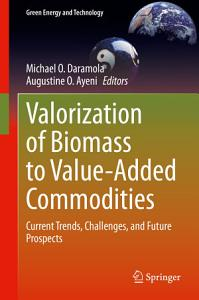 Valorization of Biomass to Value Added Commodities