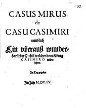 Casus mirus de casu Casimiri