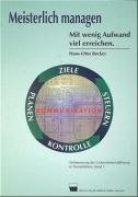 Meisterlich managen PDF