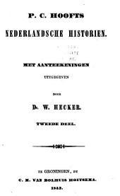 P. C. Hoofts Nederlandsche historien: Volume 2