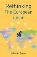 Rethinking the European Union PDF