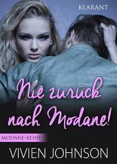 Nie zurück nach Modane! Liebesroman