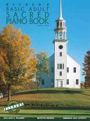 Alfred s Basic Adult Piano Course Sacred Book PDF
