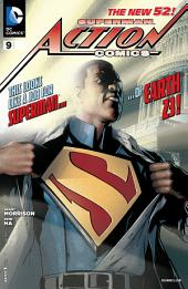 Action Comics (2011- ) #9