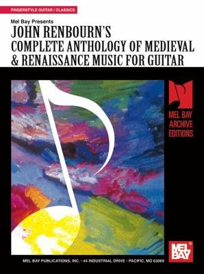 Complete Anthology of Medieval   Renaissance Music for Guitar PDF