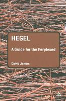 Hegel  A Guide for the Perplexed PDF