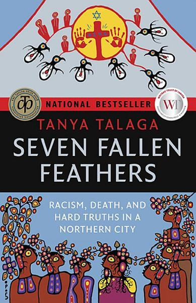 Download Seven Fallen Feathers Book