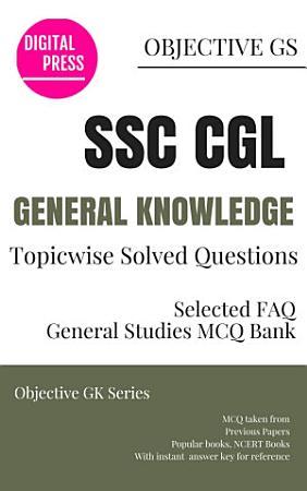 GK Topicwise Questions SSC CGL COMBINED GRADUATE LEVEL PDF