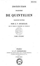 Institution oratoire
