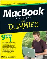 MacBook All in One For Dummies PDF