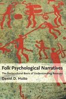 Folk Psychological Narratives PDF