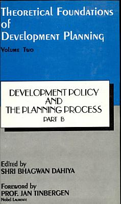Theoretical foundations of development planning PDF