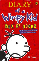 Diary of a Wimpy Kid   Box of Books Book