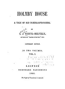 Holmby House PDF