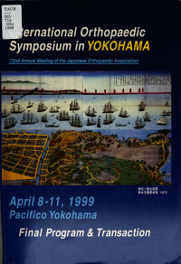 International Orthopaedic Symposium in Yokohama PDF