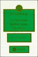 CRC Handbook of Ayurvedic Medicinal Plants PDF