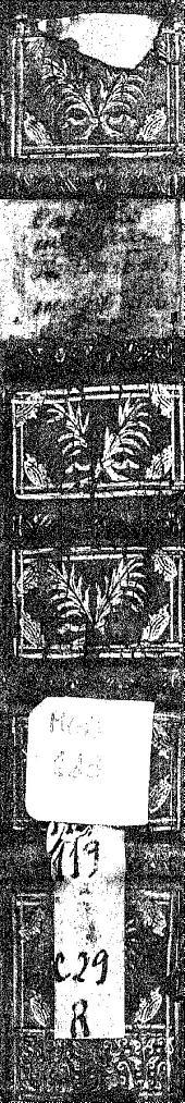 De his qu[a]e mundo mirabiliter eueniunt, vbi de sensuum erroribus & potentiis anim[a]e ac de influentiis caelorum: De mirabili potestate artis et naturae, vbi de philosophorum lapide ; F.Rogerij Bachonis Anglici, libellus ; haec duo... opuscula Orontius F. Delph... diligenter recognoscebat...