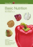 Basic Nutrition PDF