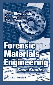 Forensic Materials Engineering PDF