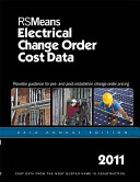 RSMeans Electrical Change Order Cost Data 2011 PDF