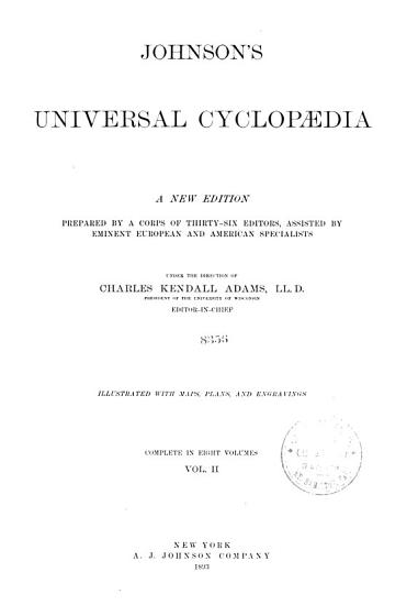 Johnson s Universal Cyclopedia PDF