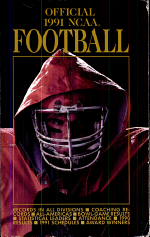 Official 1991 Ncaa Football