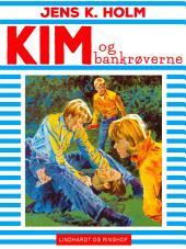 Kim og bankrøverne: Bind 22