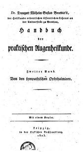 Handbuch der praktischen Augenheilkunde: Band 2