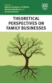 Theoretical Perspectives on Family Businesses