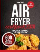 AIR FRYER COOKBOOK 2020