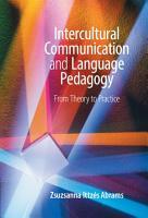 Intercultural Communication and Language Pedagogy PDF