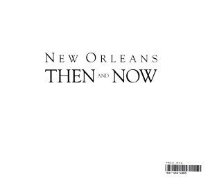 New Orleans Then and Now PDF