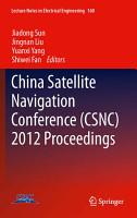 China Satellite Navigation Conference  CSNC  2012 Proceedings PDF