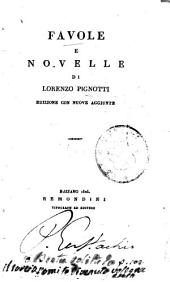 Favole e novelle: Volume 2