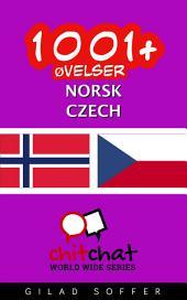 1001+ øvelser norsk - Czech