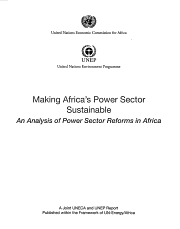 Making Africa s Power Sector Sustainable PDF