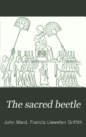 The Sacred Beetle: Egyptian Scarabs in Art and History