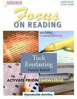 Tuck Everlasting Reading Guide