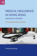 Medical Negligence in Hong Kong and How to Avoid It